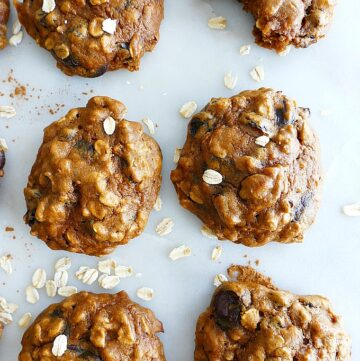 Sweet Potato Recovery Cookies