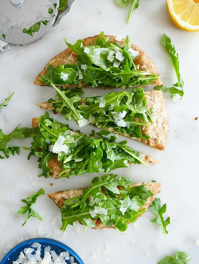 15 minute pita pizzas
