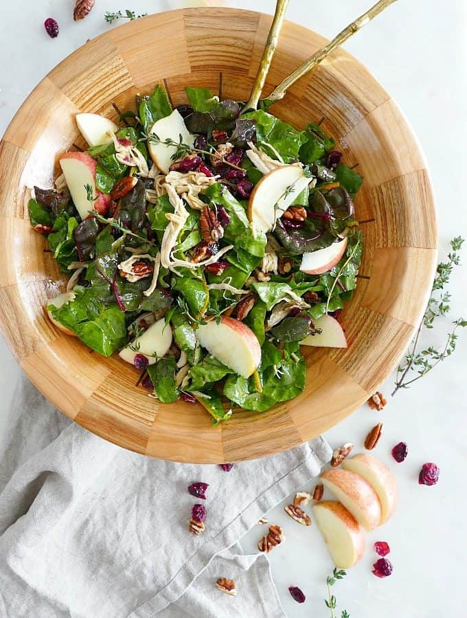 Swiss Chard Salad