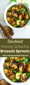 brussels sprouts recipe pin
