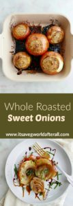 Whole Roasted Onions Pin