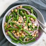 marinated green bean salad