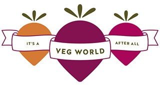It's a Veg World After All®