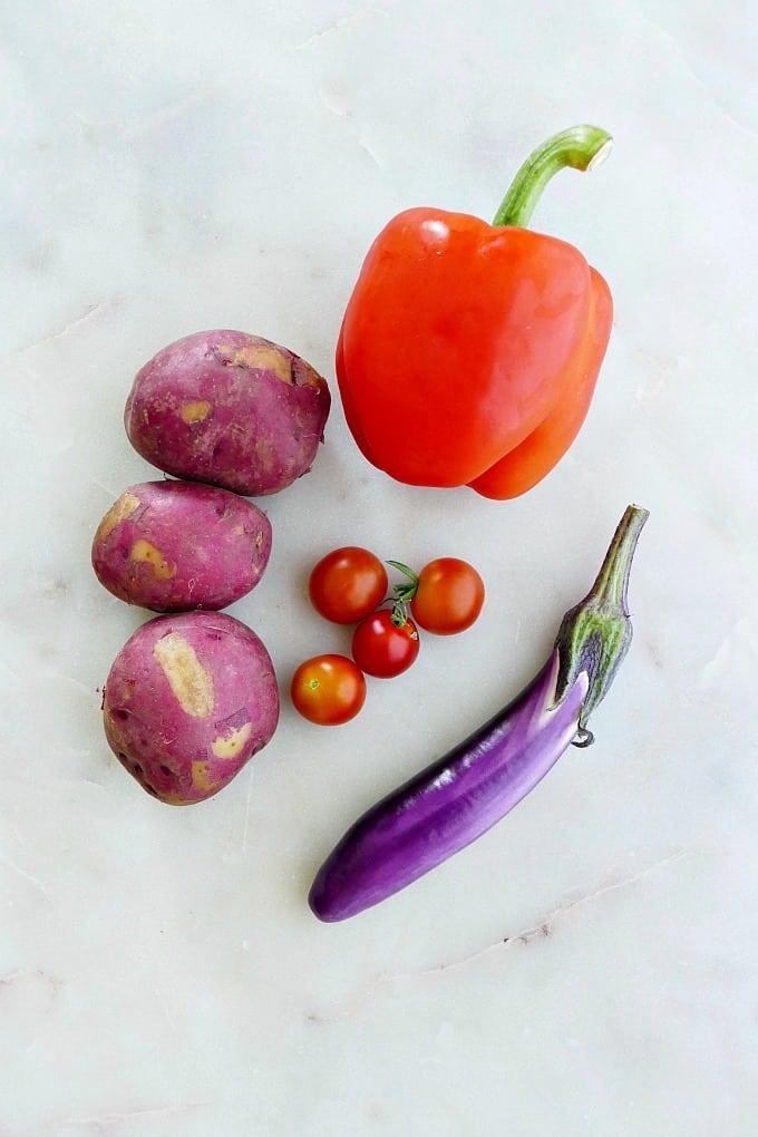 nightshade veggies