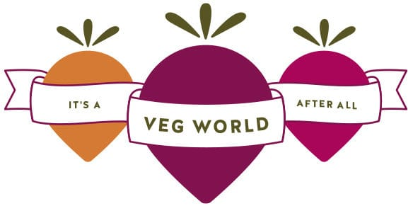 It's a Veg World After All